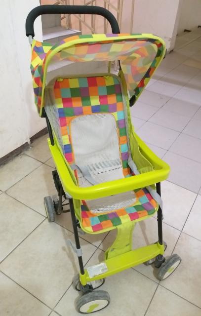 Продаю детскую коляску в отличном состоянии.