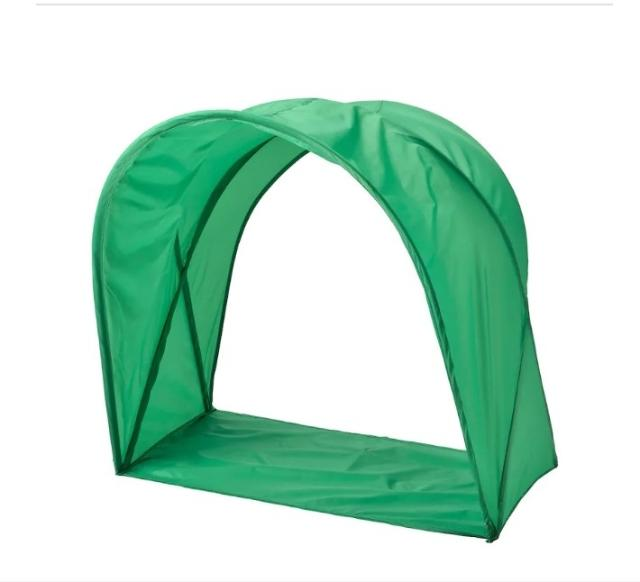 Палатка для кроватки от Икея, совершенно новая, не понадобилась))