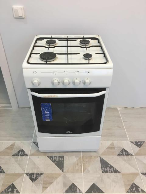 Газовая плита обыкновенная