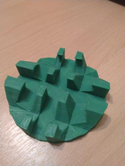 Подставка для телефона, планшета Изготовлена на 3D принтере Доставка по городу бесплатно.