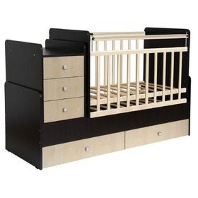 Кровать трансформер 3 в 1 до 14 лет.