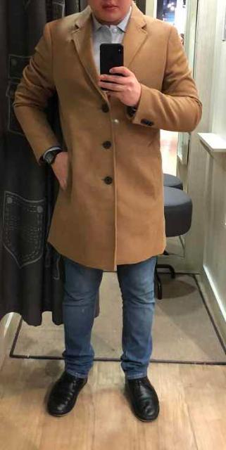 """Продаю пальто """"Tom Tailor"""". Размер L."""