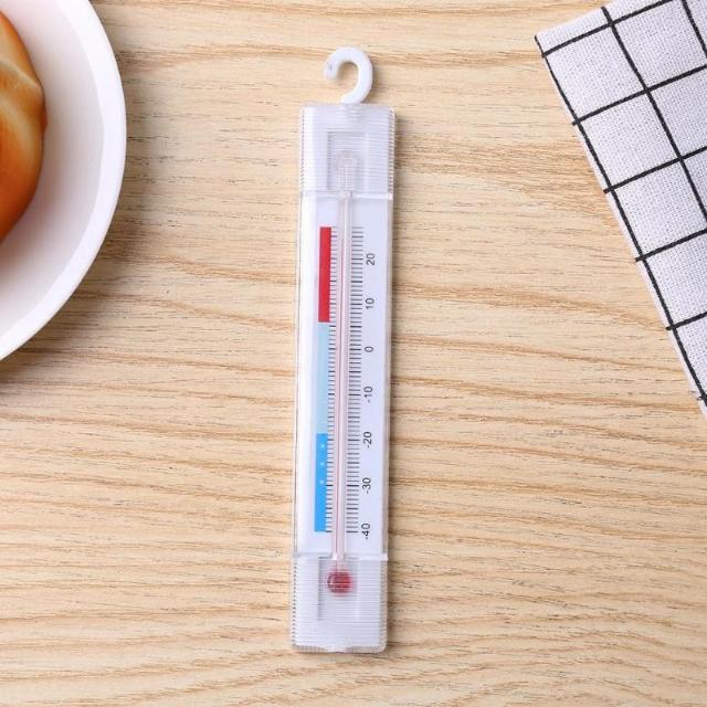 Спецификация: Диапазон измерения: -30 ℃ ~ 40 ℃ Точность температуры: + 0 ℃ выше ± 2 ℃; 0 ℃ ниже ± 3 ℃ Диаметр: 60 мм/2,36'' Вес: 14 г Материал: АБС-пластик Размеры: 15,5*2,5*0,6 см/6,1*0,98*0,23''