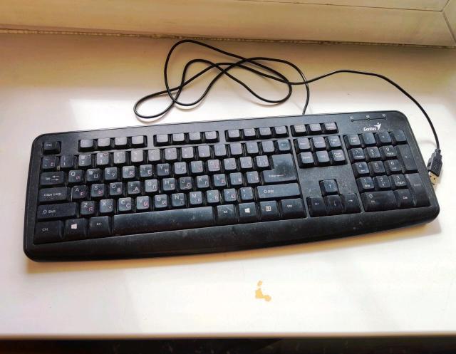 Продаю рабочую у за ненадобностью Все клавиши работают Кого заинтересовал - пишите, звоните)