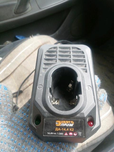 Куплю зарядник на шуруповерт