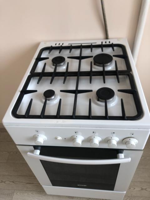 газовая плита Горенье б/у в хорошем состоянии (электроподжиг) хороший торг