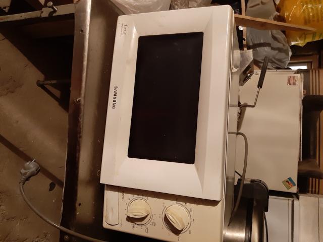 Продаю микроволновку в рабочем состоянии, самовывоз сайсар