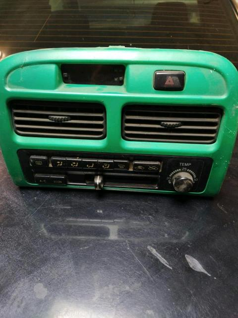Продаю климат контроль с панелью камри виста sv40