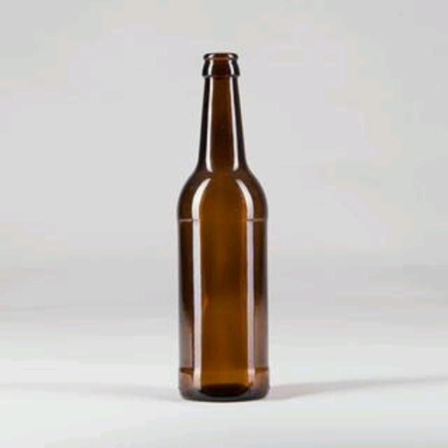 Бутылка под кроненпробку 30шт. Новая.