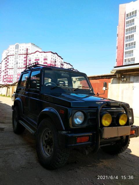 Suzuki Jimny Sierra 1994