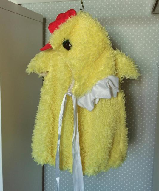 Костюм новогодний цыплёнок маскарад от 2 до 4 лет