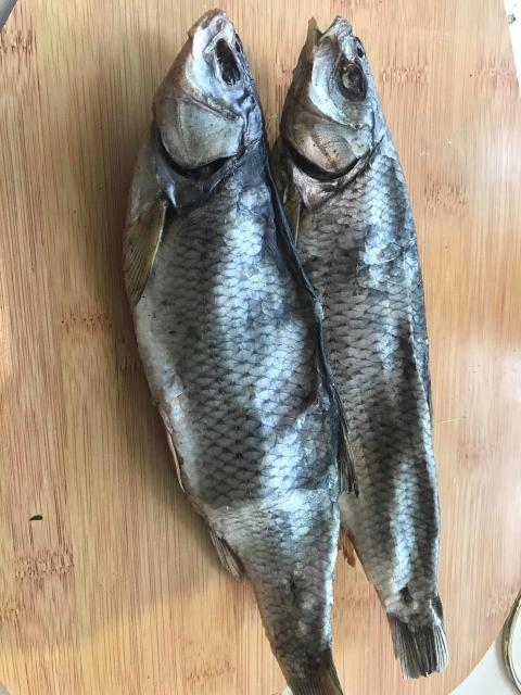 Свежий вяленый чебак (среднеколымск) , остаток 7 кг