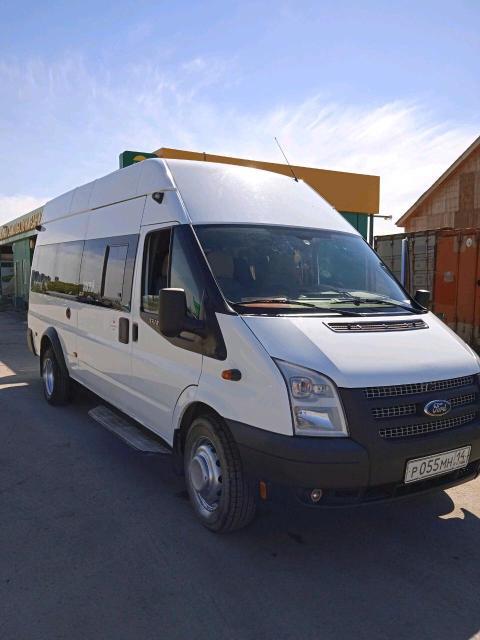 Ford Transit 2013