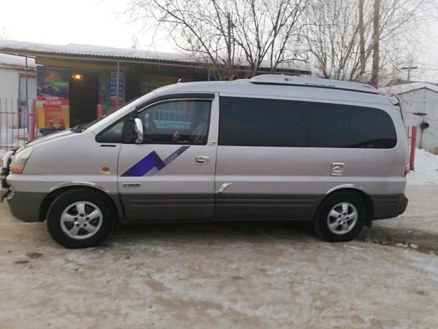 Hyundai Starex 2007