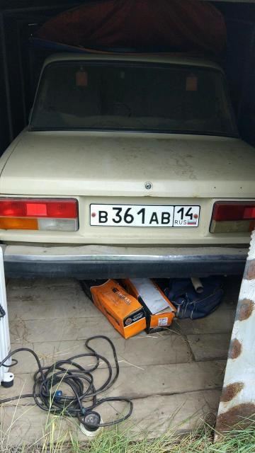ВАЗ (Лада) 2107 1985