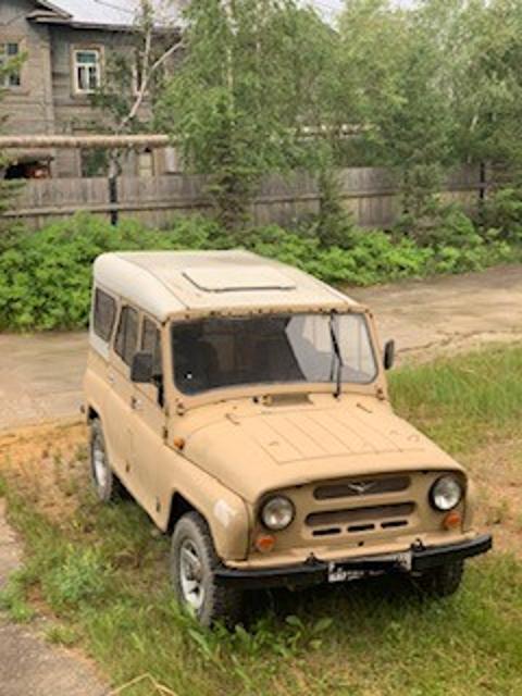 УАЗ 3151 1993
