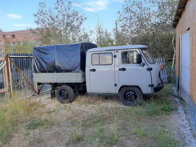 УАЗ Фермер (УАЗ-39094) 2020
