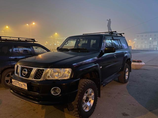 Nissan Patrol 2009