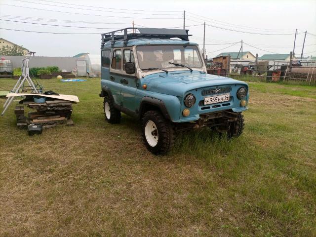 УАЗ 31519 1998