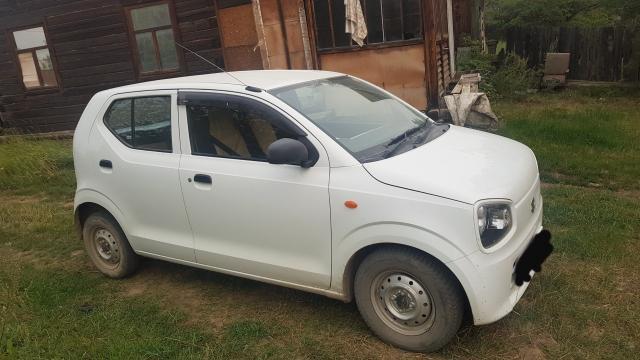 Продам Suzuki Alto машина в хорошем состоянии 320000 небольшой торг