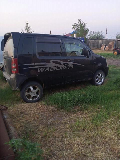 Suzuki Wagon R Solio 0