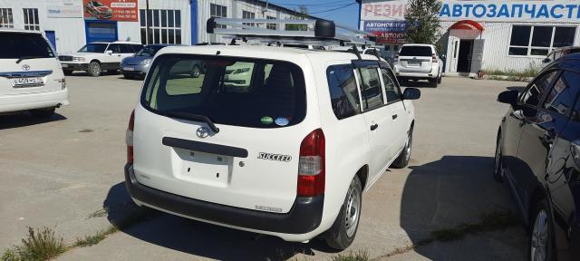 Toyota Succeed 2016