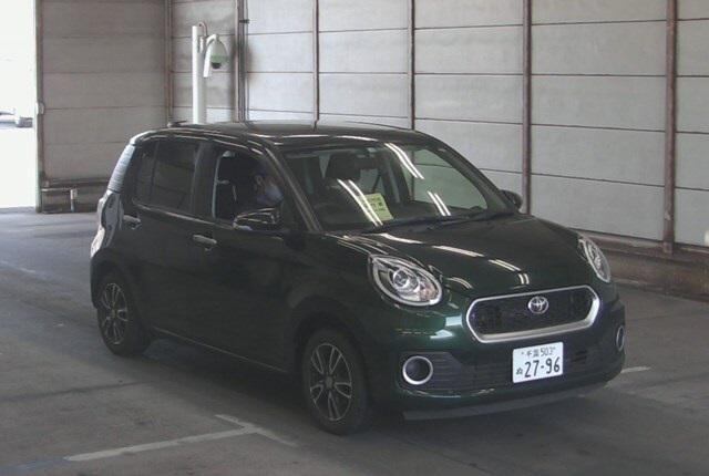 Toyota Passo 2017