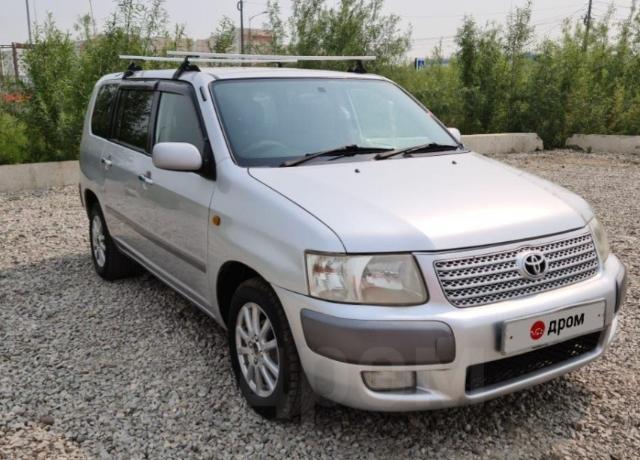 Toyota Succeed 2007
