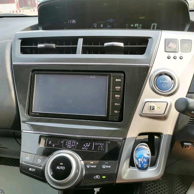Toyota Prius A 2015