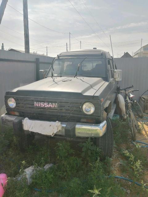 Nissan Safari 1990