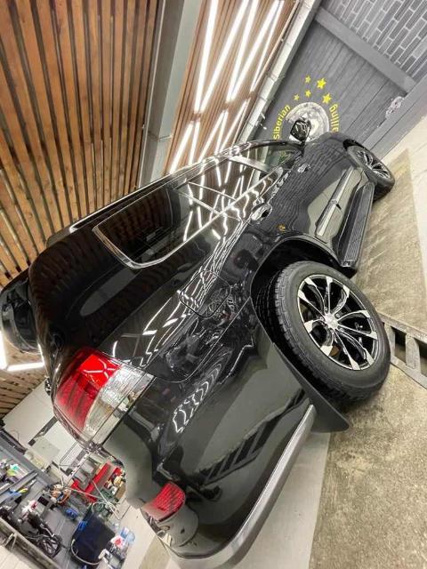 Lexus LX570 2012