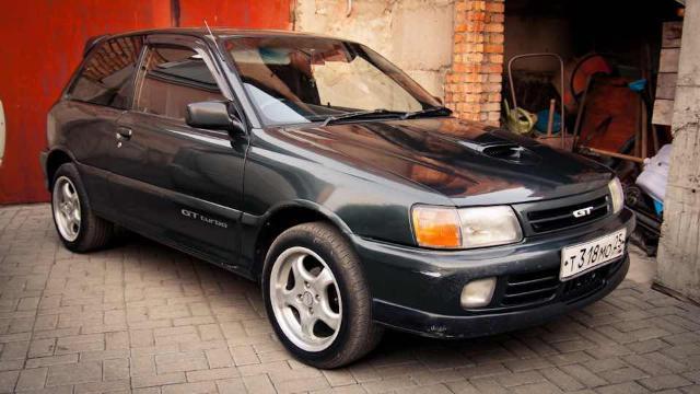 Toyota Starlet 0
