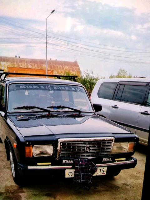 ВАЗ (Лада) 2107 2012