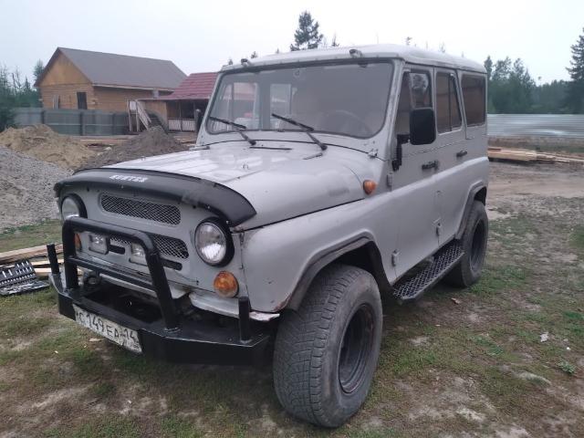 УАЗ 31519 2003