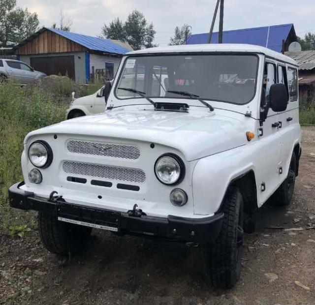 УАЗ Хантер (УАЗ-315195) 2020