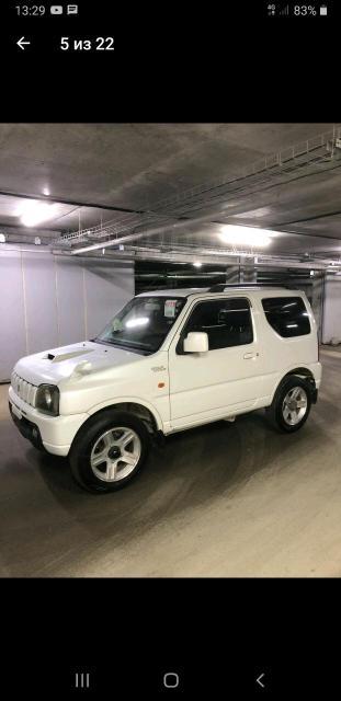Suzuki Jimny Wide 2008