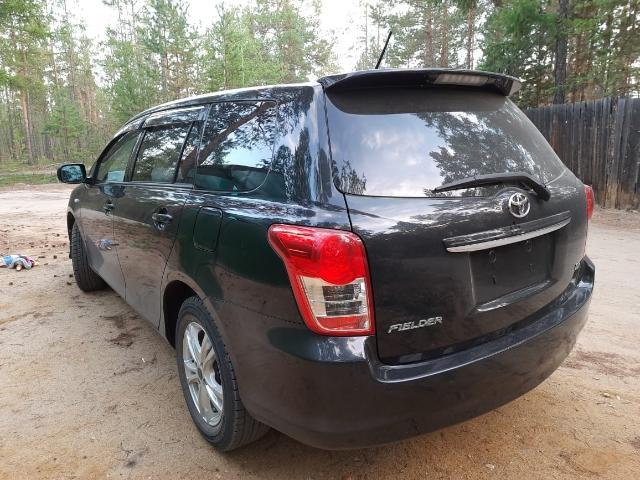 Toyota Corolla Fielder 2011
