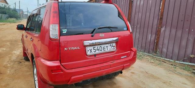 Nissan X-Trail 2001