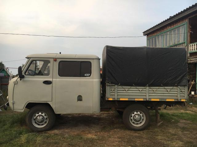 УАЗ Фермер (УАЗ-39094) 2011