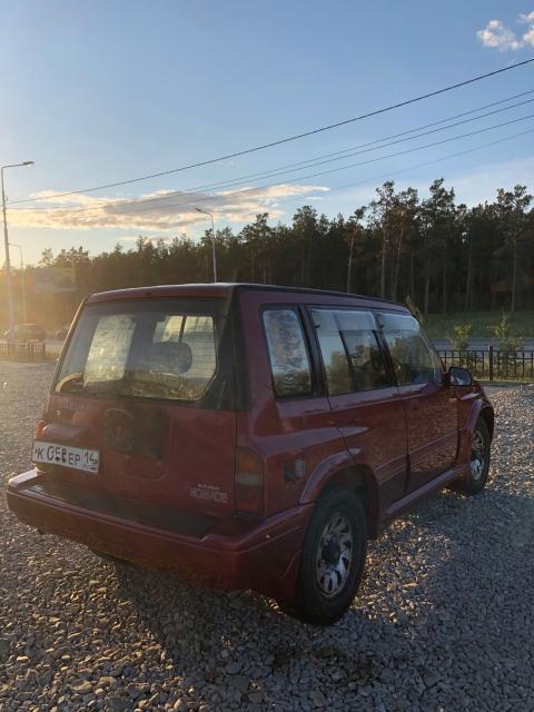 Suzuki Escudo 1992