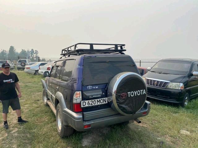 Toyota Land Cruiser Prado 1997