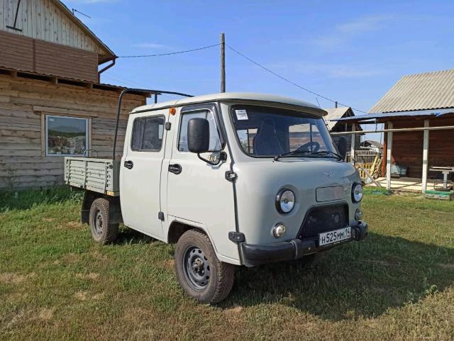 УАЗ Фермер (УАЗ-39094) 0