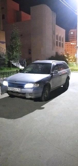 Nissan Wingroad 2000