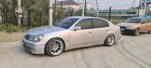 Toyota Aristo 0