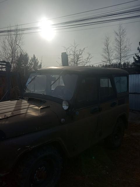 УАЗ 3151 1996