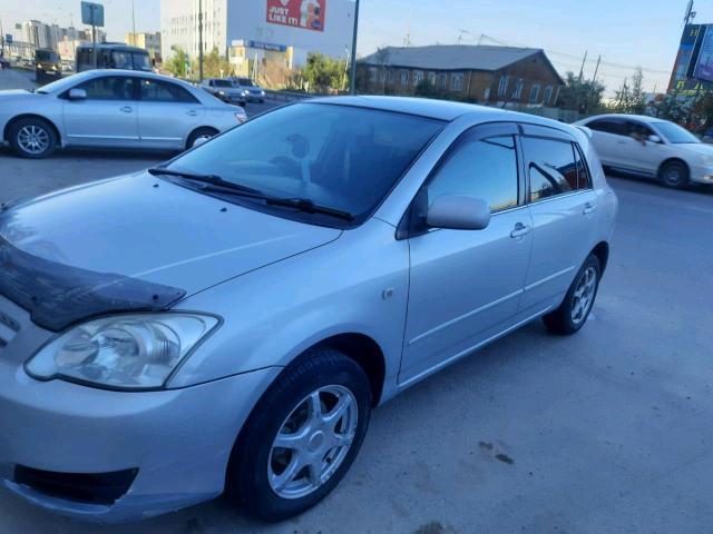 Toyota Allex 2005