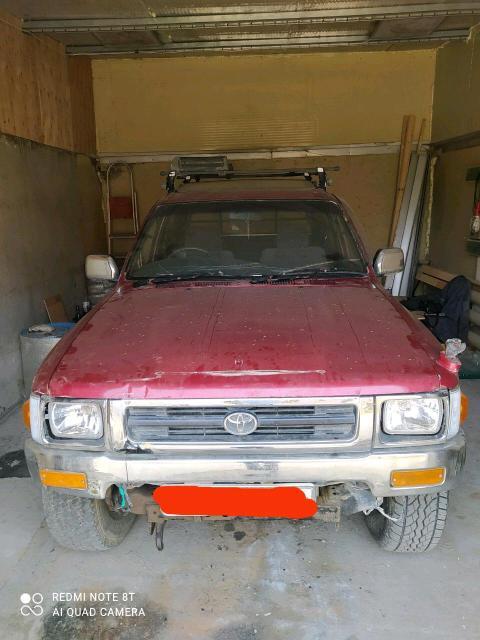 Toyota Hilux Pick Up 1992