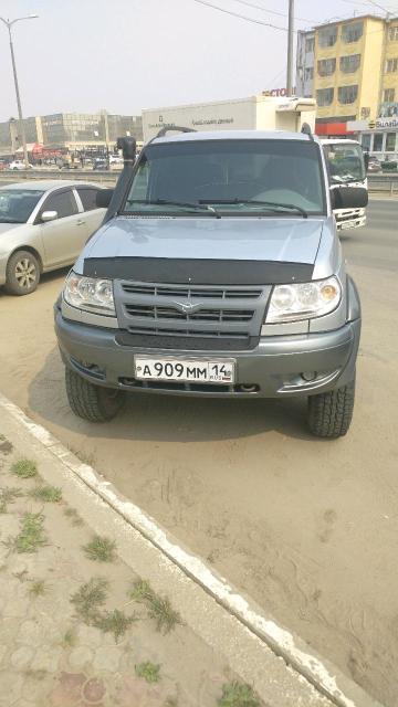 УАЗ Патриот (УАЗ-3163) 2008
