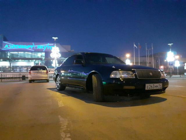 Toyota Crown Majesta 1994