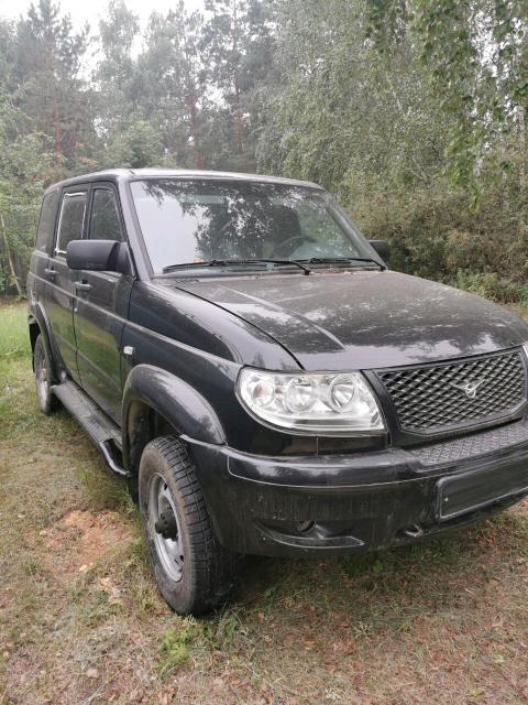 УАЗ Патриот (УАЗ-3163) 2010